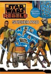 Star Wars Rebels Sticker Pad