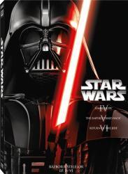 Star Wars The Original Trilogy IV-VI DVD Filme DVD