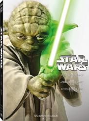 Star Wars The Prequel Trilogy I-III DVD Filme DVD