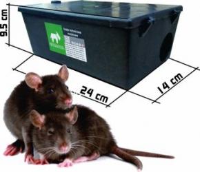 Statie de intoxicare rozatoare Pestmaster LMC Combaterea daunatorilor