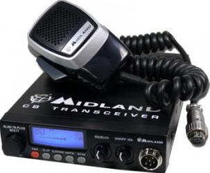 Statie radio auto CB Midland Alan 78 Plus Multi B Statii radio