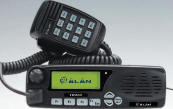 Statie radio auto Midland Alan HM135