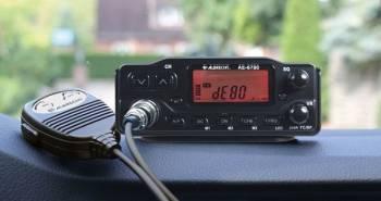 Statie radio CB Albrecht AE 6790 cu panou detasabil Statii radio