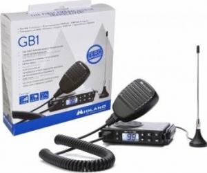 Statie radio PMR mobila cu antena Midland GB1 Statii radio