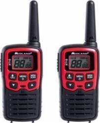 Statie radio PMR portabila Midland XT10 set cu 2 buc Statii radio