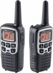 Statie radio PMR portabila Midland XT50 set 2buc-gri