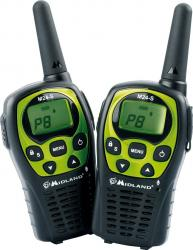 Statie radio portabila PMR Midland M24-S set 2bucati