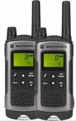 Statie Radio Walkie Talkie Motorola TLKR T80 Set 2buc. Statii radio