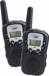 Statie Radio Walkie Talkie PNI PMR R8 set 2 buc Statii radio