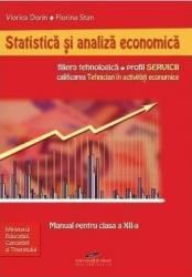 Statistica si analiza economica - Clasa a 12-a - Manual - Viorica Dorin Florina Stan title=Statistica si analiza economica - Clasa a 12-a - Manual - Viorica Dorin Florina Stan