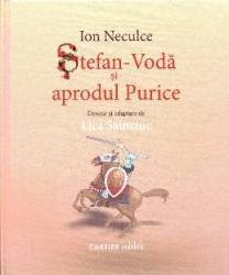 Stefan-Voda si aprodul Purice - Ion Neculce