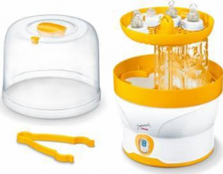 Sterilizator Biberoane Electric Cu Aburi BEURER JBY76 Sterilizatoare biberoane