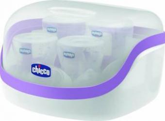 Sterilizator pentru microunde Chicco 65846 Sterilizatoare biberoane