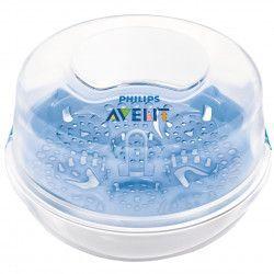 Sterilizator pentru microunde Philips Avent SCF28102 Sterilizatoare biberoane