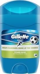 Deodorant stick Gillette Stick Power Rush