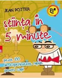 Stiinta in 5 minute - Jean Potter