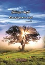 Stiinta vietii. Educatie pentru viata. Vol. 2 - Ioana Banda Claudia Florica Maria Puscas title=Stiinta vietii. Educatie pentru viata. Vol. 2 - Ioana Banda Claudia Florica Maria Puscas