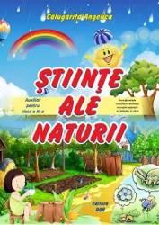 Stiinte ale naturii Clasa a 3-a - Angelica Calugarita