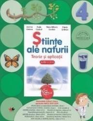 Stiinte ale naturii cls 4 teorie si aplicatii - Jeanina Cirstoiu