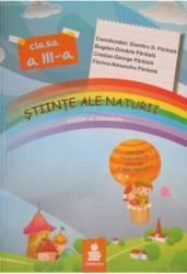 Stiinte ale naturii cls a III-a auxiliar al manualelor - Dumitru D. Paraiala