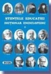 Stiintele educatiei dictionar enciclopedic vol. I Carti