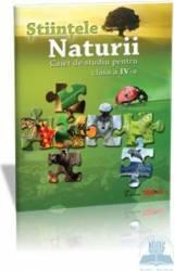 Stiintele naturii cls 4 Caiet - Aneta Proorocu Viorica Broasca