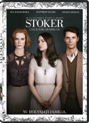 Stoker DVD 2013 Filme DVD