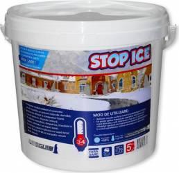 STOP ICE-produs biodegradabil pentru prevenire/ combatere gheata 5kg Articole Deszapezire