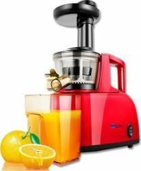 Storcator de fructe LDK 200W 0.6L 1 viteza Functie revers Rosu
