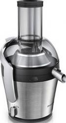 Storcator de fructe Philips HR187170 1000W Recipient suc 2.5L 2 viteze Negru storcatoare