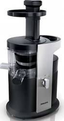 Storcator de fructe si legume cu melc Philips Avance Collection HR188001 200 W Recipient suc 1.5 l Recipient pulpa Storcatoare