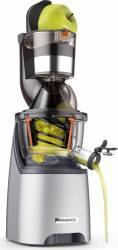 Storcator de fructe si legume cu melc Kenwood JMP800SI, 240 W, 48 RPM, Recipient suc 1.5 l, Recipient pulpa 1.5 l, Argin Storcatoare