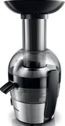 Storcator Philips HR1864 700W Recipient suc 0.8L Recipient pulpa 1.2L Negru Storcatoare