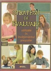 Strategii de evaluare utilizate in invatamantul prescolar - Anisoara Burca