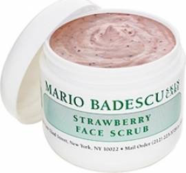 Exfoliant Mario Badescu Strawberry Face Scrub Masti, exfoliant, tonice