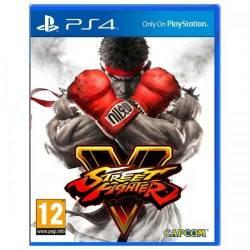 Street Fighter V PS4 Jocuri