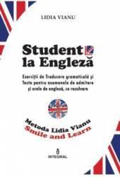 Student la engleza - Lidia Vianu title=Student la engleza - Lidia Vianu