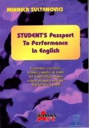 Students passport to performance in english - Mihaela Sultanovici