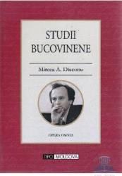Studii bucovinene - Mircea A. Diaconu