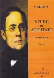 Studii de agilitate pentru pian - Czerny Carti