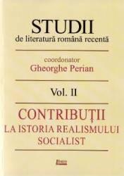 Studii de literatura romana recenta. Vol. 2 - Gheorghe Perian