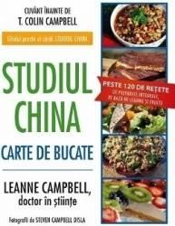 Studiul China Carte de bucate - LeAnne Campbell