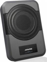 Subwoofer Auto Alpine PWE-S8 Amplificat Ready-to-use Subwoofer Auto