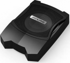 Subwoofer Auto Alpine PWE-V80 Amplificat Ready-to-use Subwoofer Auto