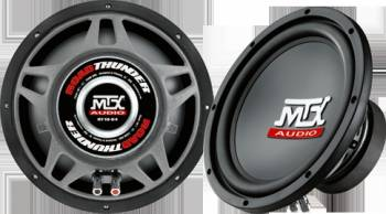 Subwoofer Auto MTX RT10-04 250W