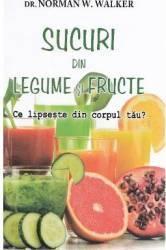 Sucuri din legume si fructe - Norman W. Walker Carti
