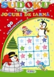Sudoku si alte jocuri de iarna