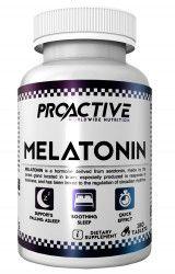pret preturi Supliment insomie Melatonina Proactive Melatonin 180 tablete