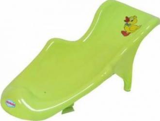 Suport anatomic copii MyKids Duck Verde Cadite, prosoape si accesorii baie