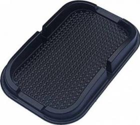 Suport antialunecare Universal pentru bord auto, negru Accesorii Diverse Telefoane